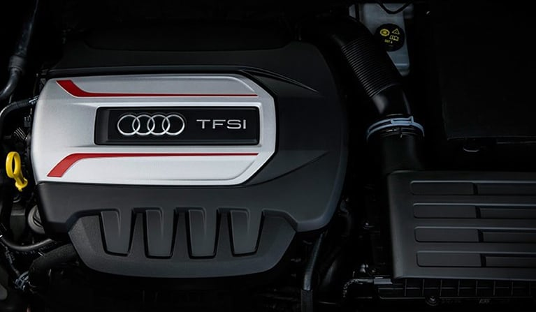 Audi S3 Engineering