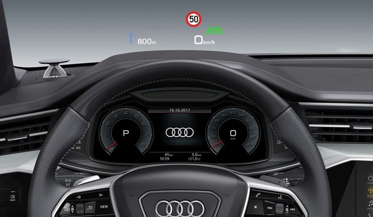Audi A6 Features