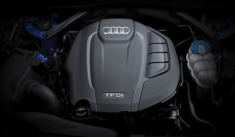 Audi A4 Engineering